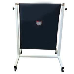 Mobile Height Adjustable Shield