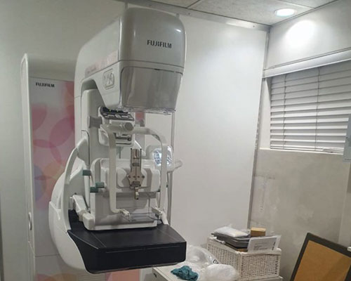Another successful installation in Gauteng – Fujifilm Amulet Innovality Digital Mammography System